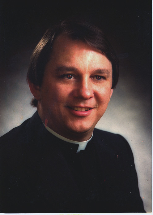 Photo of Rev. Edward Heilman